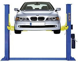 Hydraulic Two Post Car Auto Vehicle Lift Equipment