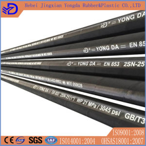 1sn 2sn R1 R2 Hydraulic Rubber Hose Supplier
