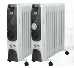 Oil-Filled Radiator Heater (NSD-200-A)