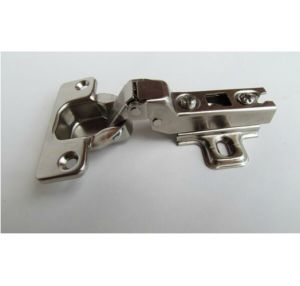 Slide on Two Way Cabinet Hinge for Furniture E108