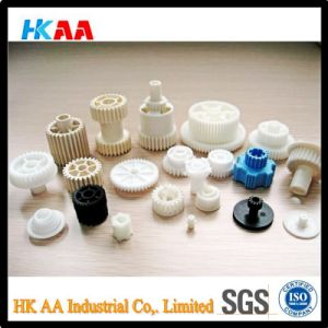 Custom Color Injected Precision Plastic Gears Machined Parts High Precision pictures & photos