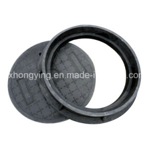 Round Resin GRP Manhole Cover