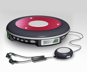 Portable CD Player (SR-660)