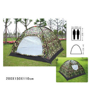 Military Tent for 2 Person, Camo Tent, Camouflage Tent pictures & photos