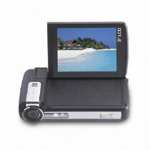"High Definition Digital Video Camcorder with 3"" LTPS LCD and 11.0Mega Pixels"