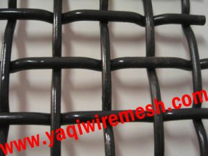 Yaqi High Quality Low Carbon Steel Crimped Wire Mesh 2015 Best Price Factory Supply Crimped Mesh pictures & photos