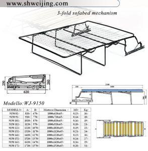China Sofa Bed Mechanism WJ9150 China Sofa Bed Mechanism Sofa