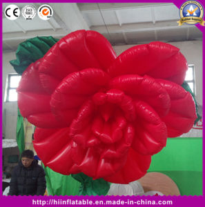 Wedding Stage Decorative Inflatable Rose Flower