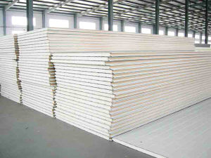 Sandwich Panel (wall panel) pictures & photos