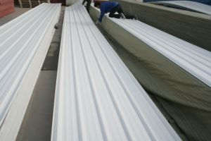 Acid-Proof PVC Roofing Sheet pictures & photos