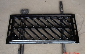 Ductile Iron Casted Iron Grating with Hinge pictures & photos