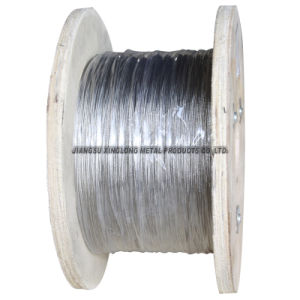 Galvanized Steel Wire Rope (7x7-1.6) pictures & photos