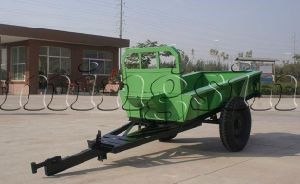 1 Ton Trailer for Walking Tractor (7C-1) pictures & photos