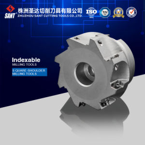Square-Shoulder Milling Tool, CNC Machine Part, Milling Cutter pictures & photos