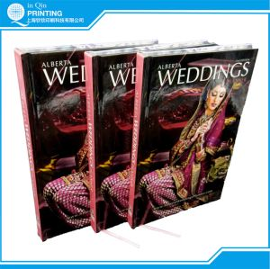 Low Cost B/W Hardcover Book Printing pictures & photos