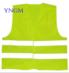 Safety Clothes/Vest with Reflective Ribbon pictures & photos