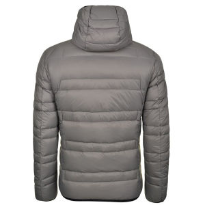 Water-Resistant Men Winter Puffer Padded Jacket with Custom Logo pictures & photos