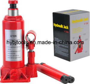 4t Hydraulic Bottle Jack (BJ0401) pictures & photos