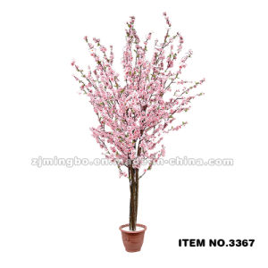 Whole Artificial Cherry Blossom Tree For Wedding 3364