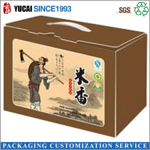 Rice Rice Gift Box Packaging Carton Packaging Box Packing Box pictures & photos
