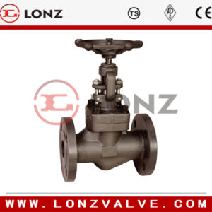 Forged Steel Globe Valve pictures & photos
