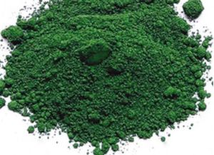 Chrome Oxide Green Pigment Cr2o3 Heatstable Chromium Oxide Green pictures & photos