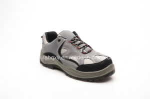 New Sole Model Suede Safety Footwear (SP1004) pictures & photos