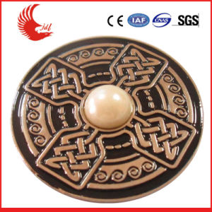Wholesale Custom Metal 3D 2D Fashion Flag Coin pictures & photos