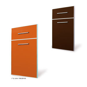 Guangzhou Factory Supply High Gloss MDF Kitchen Cabinets pictures & photos