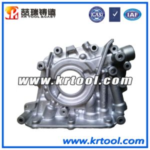 Customized Aluminum Die Casting for Auto Engine Components pictures & photos