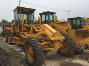 Used Cat 12g Motor Grader for Sale pictures & photos