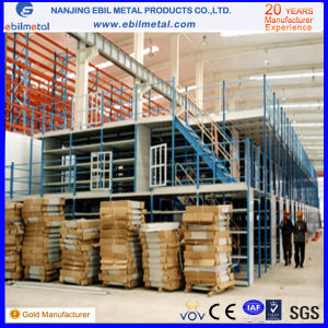 Top Save Space for Wholesale Used Storage Mezzanine Floor Platform pictures & photos