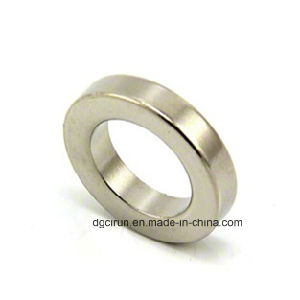 Super Strong Neodymium Rare Earth Ring Magnet