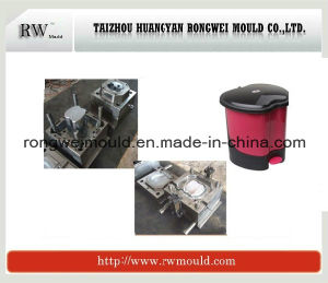 Huangyan Best Selling Apple Shaped Trashcan Mould