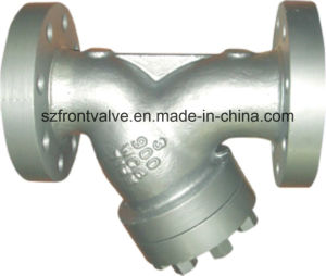 Forged Steel Screwed or Sw Y-Strainer pictures & photos