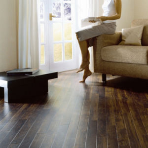 Black Walnut Engineered Wood Flooring Modern Style pictures & photos