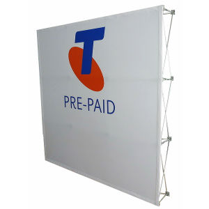 Trade Show Fabric Pop up Banner Stand pictures & photos