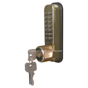 Polished Brass Mortise Door Lock 3700pb