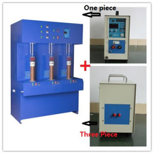 China Induction Brazing Machine Suppliers for Stainless Steel Pot Brazing pictures & photos