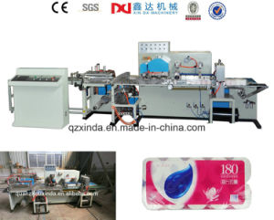 Automatic Toilet Tissue Multi Roll Packing Machine Price pictures & photos