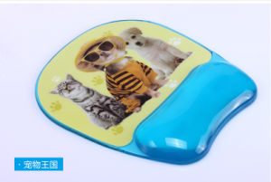 Clear Wrist Pad with Pet Design