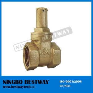 Standard Brass Gate Valve with High Quality (BW-G10) pictures & photos