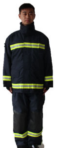 Fire Extinguish Protective Special Uniform (UF16001)