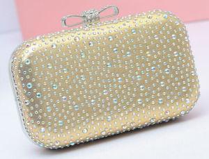 Top Quality Handbags Rhinestone Erfly Clasp Clutch Evening Bags Xw719