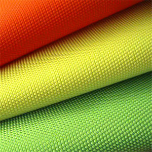 600d*300d Polyester Fabric Water Proof Shiny Fabric pictures & photos