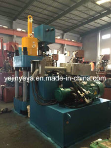 Automatic Aluminum Scrap Briquetting Machine (SBJ-500) pictures & photos