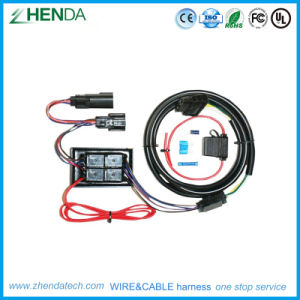 China Paper Wire, Paper Wire Manufacturers, Suppliers, Price | Made on lawn mower wire harness, trailer wire harness, chopper wire harness, tractor wire harness,