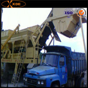 200ton/H Mobile Stabilized Soil Sub Base Mixing Plant for Road Construction