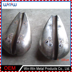 Products Assemblies (WW-ASSY013) Motorcycle Oil Gas Fuel Tank pictures & photos