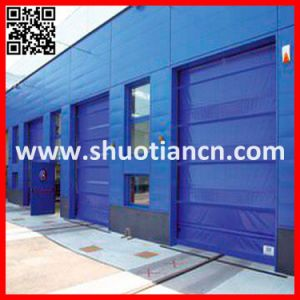 Logistics Industry High Speed Industrial Roll up Door (ST-001) pictures & photos